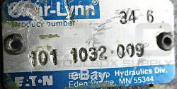 Refurbished Eaton Char-lynn 101 1032 009 Hydraulic Motor, 101-1032-009 Oem