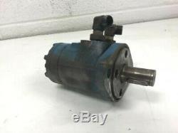 Sumitomo Eaton Hydraulic Orbit Motor, H-100AA2-G, Used, SAME DAY SHIPPING