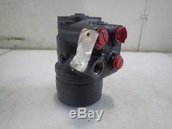 USED EATON 2533044-002 HYDRAULIC MOTOR, CHAR-LYNN 3/4npt, BOXZM