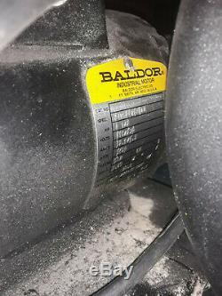 USED Eaton Aeroquip FT1023 Hydraulic Hose Cutter Baldor motor Heavy Duty