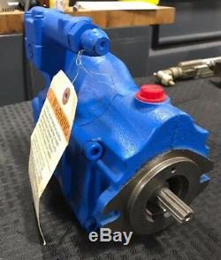 VICKERS / EATON Hydraulic Axial Piston Pump Part 123AL00729A (#128)