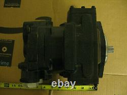 Variable displacement Eaton piston hydraulic motor 72450-DCF-02 140515RMD1102 A
