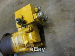 Vermeer V1550 V-1550 V 1550 Trencher Hydraulic Drive Motor Eaton 104-1497-006