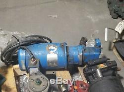 Vickers/Eaton Hydraulic Vane Pump V10 1P7P 1C 20 with Baldor Motor CM3554T 1.5HP