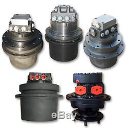 Yanmar 172A89-73300 Eaton Hydraulic Final Drive Motor